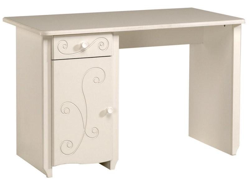 Bureau en bois avec tiroir et porte julie vente de bureau