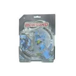 Figurine monsuno starter pack : quickforce et core