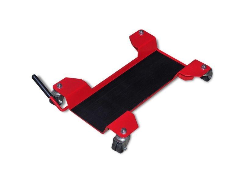 Icaverne - outils à main famille chariot de moto rouge