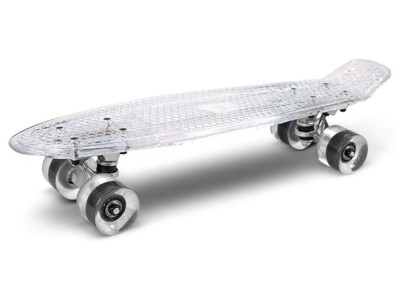 Skateboard transparent skatus t / noir t Skateboard Transparent / Transparent Noir