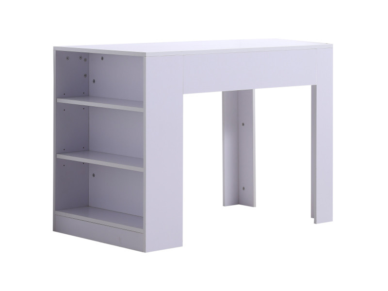 Bureau informatique table multi fonctions l l h cm