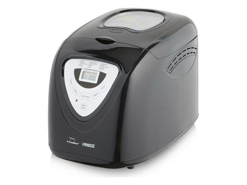 Autres appareils de cuisines distingué machine à pain princess 152009 600w noir