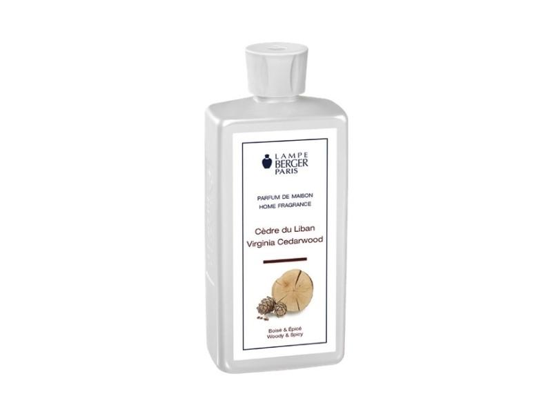 Parfum cèdre du liban