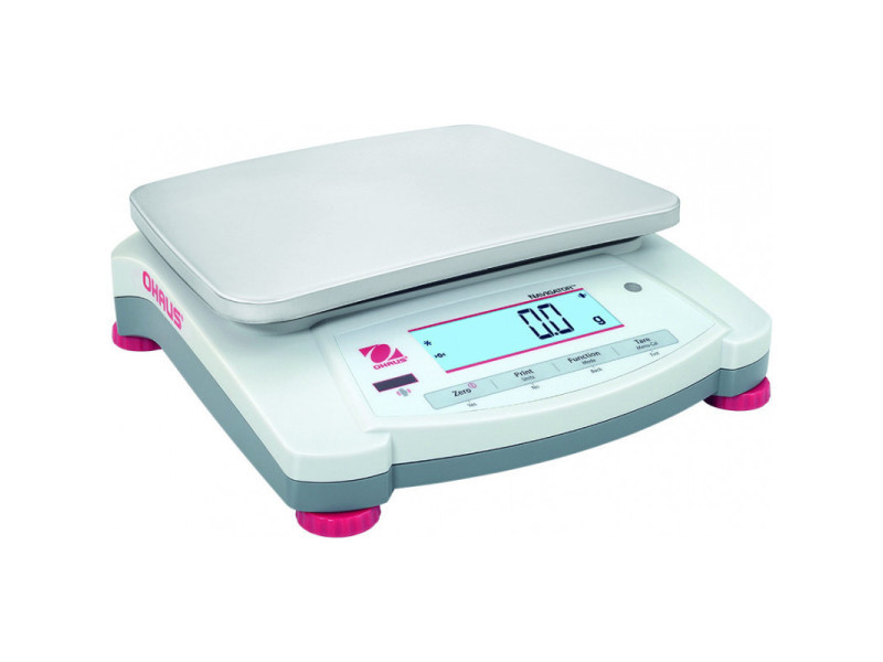 Balance de magasin navigator xt homologuée 3,2 à 16 kg - stalgast - abs 16 kg - 5 g