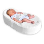 Cocoonababy Red Castle avec drap Blanc