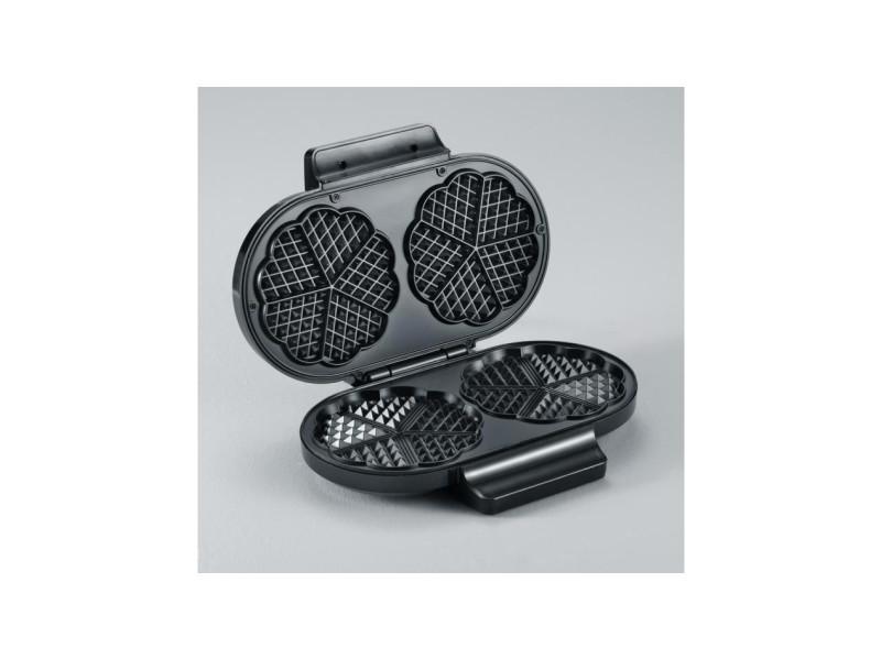 Wa2106 gaufrier double - noir SEV4008146010156