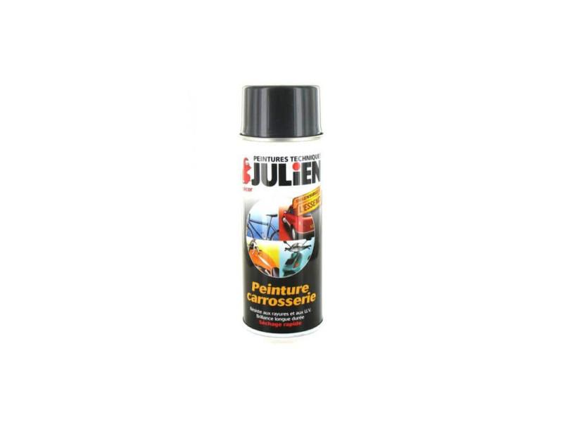 Peinture aérosol julien carrosserie gris titanium 400ml Julien-carrosserie-Gris-titanium-400ml