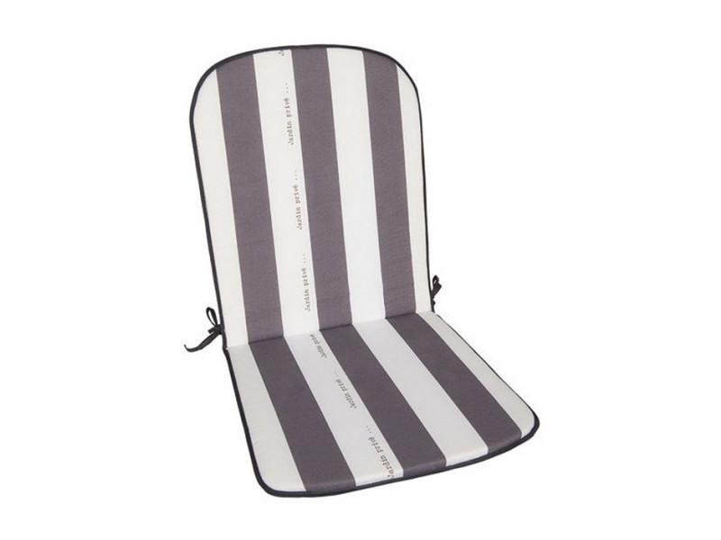 Lot de 2 coussins pour fauteuil haut dossier - 006927 006927