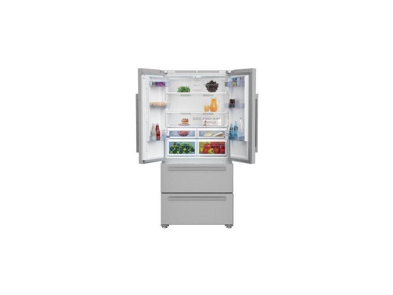 beko rem60s refrigerateur multi portes 539l 387 152. Black Bedroom Furniture Sets. Home Design Ideas