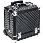 Malette trolley valise esthétique coiffure maquillage pro noir helloshop26 2008056