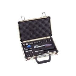 Kwb - coffret clés à douilles carré 1/4 36 pièces