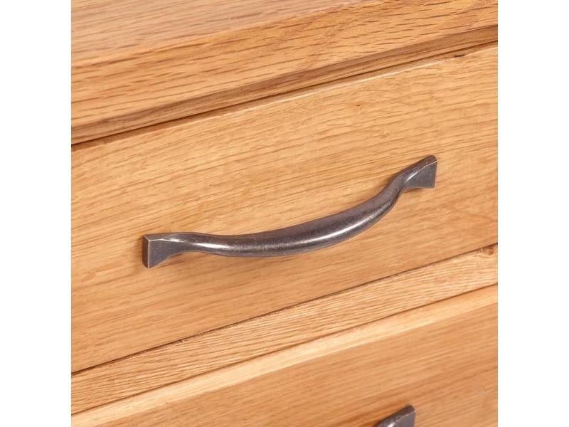Icaverne - tables de chevet reference tables de chevet 2 pcs 40x30x54 cm bois de chêne massif