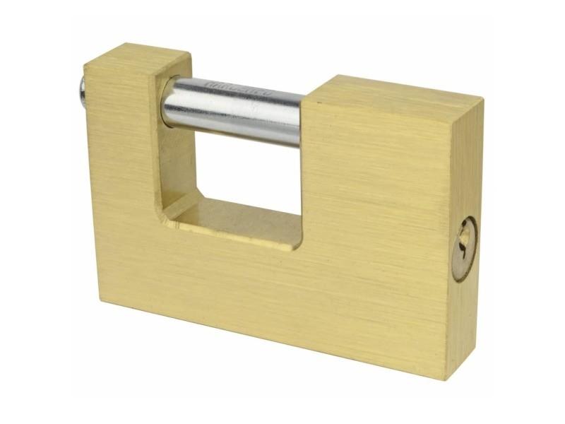 Esthetique serrures et clés collection san salvador brüder mannesmann cadenas en laiton 60 mm