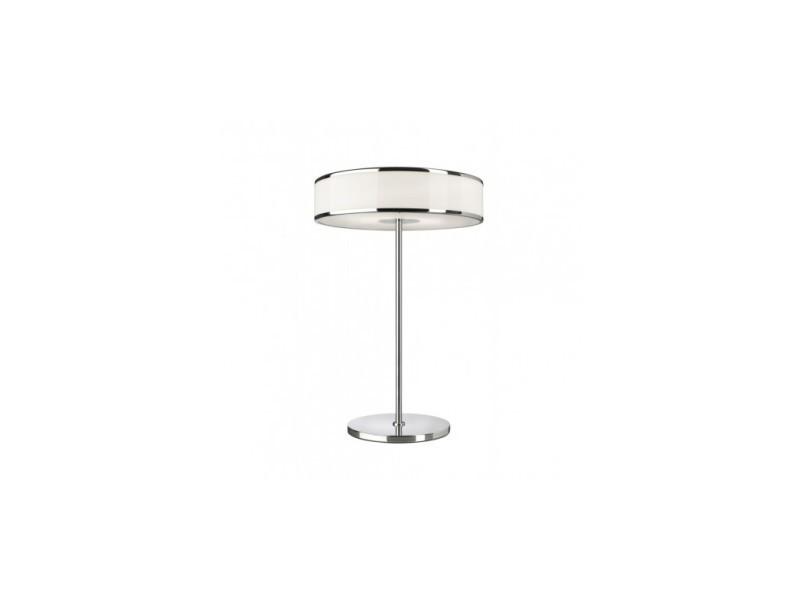 Lampe Conforama Vente Poser Chrome Led Moderne De À Sompex Lounge FK1cTJl