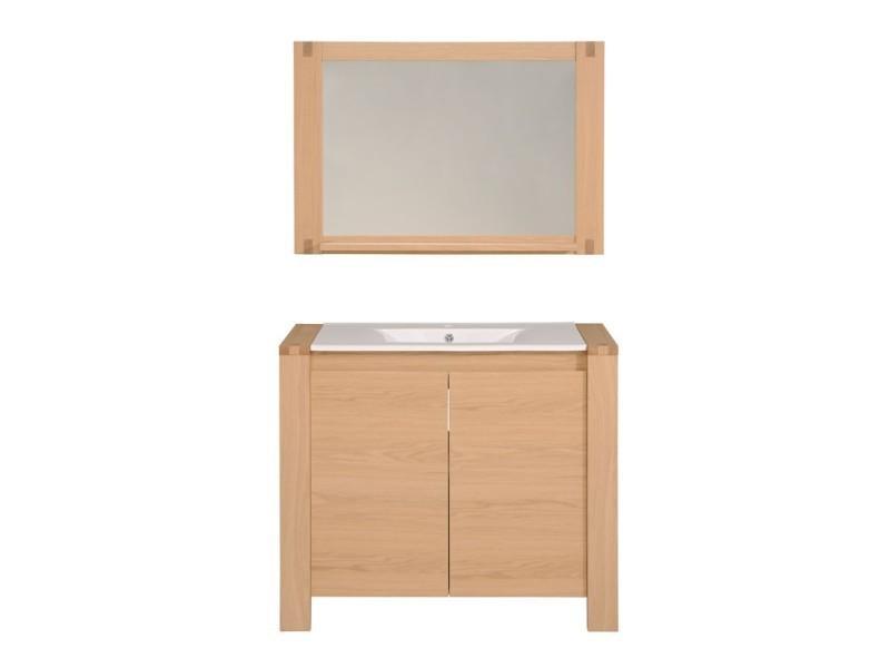 Meuble vasque conforama les derni res id es de design et int ressantes for Comconforama meuble de salle de bain avec vasque et miroir