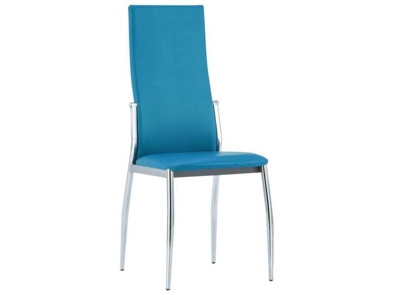 Icaverne chaises de cuisine ensemble chaises de salle à