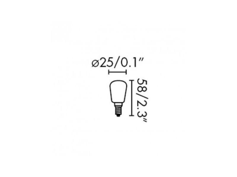 120lm 2700k 1w15w Vente Led Transparent Ampoule De E14 Filament qzLSVUGMpj