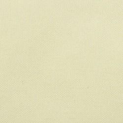 Vidaxl écran de balcon en tissu oxford 75x400 cm crème