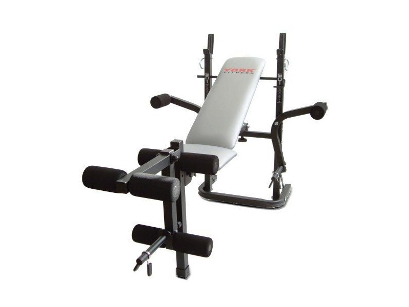 york b501 banc de musculation b501 barbell bench and fly vente de appareil de musculation. Black Bedroom Furniture Sets. Home Design Ideas
