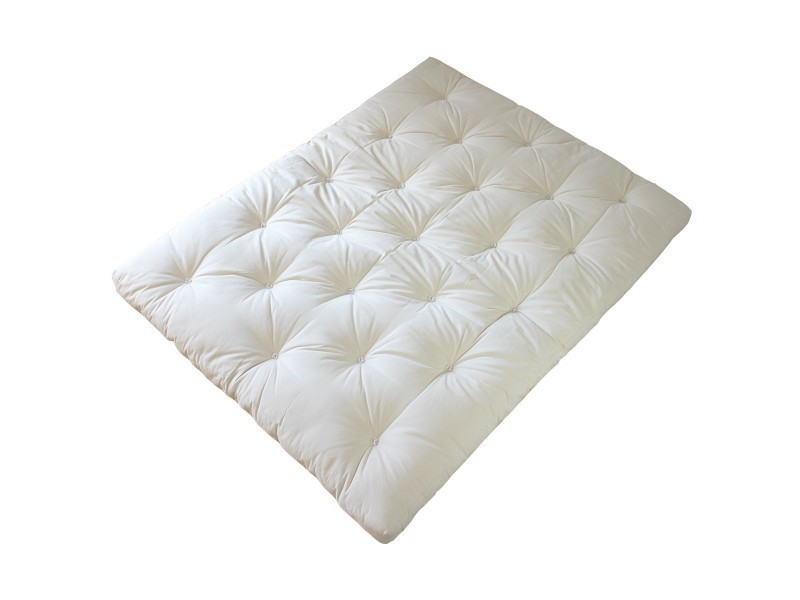 matelas futon traditionnel 160x200 cm vente de europe et nature conforama. Black Bedroom Furniture Sets. Home Design Ideas