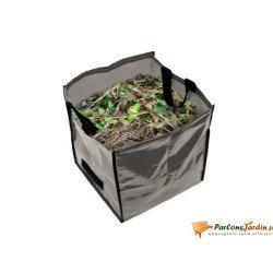 Sac à végétaux autoportant eco 125l