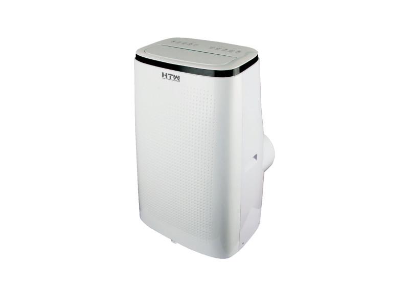 Climatiseur mobile réversible 4100w 35m2 blanc - htw-pb-041p31 htw-pb-041p31