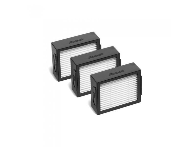 Pack de 3 filtres haute efficacité pour aspirateur robot roomba série e & i