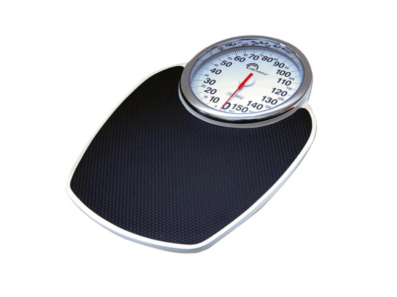 Pèse-personne mécanique 160kg 1kg - 8135 LIT3760240781356