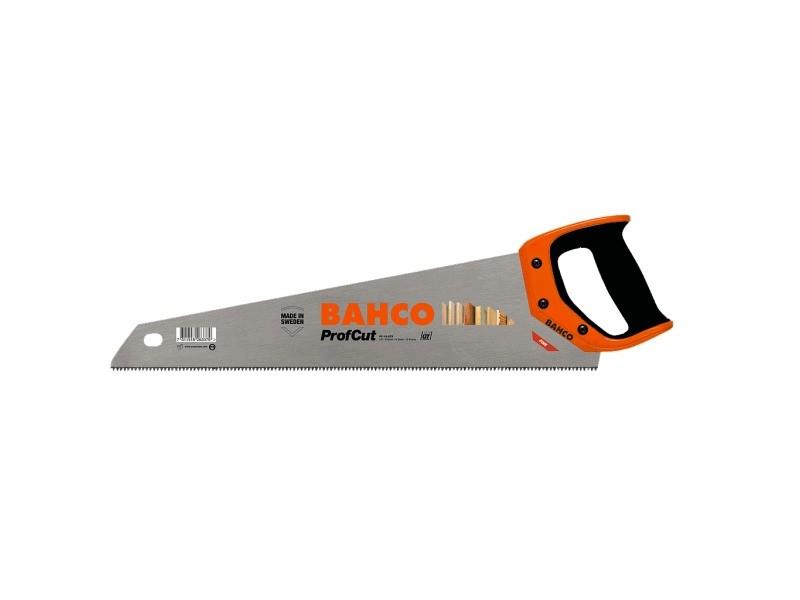 Bahco - scie égoïne trempée profcut™ 475 mm - pc-19-gt9