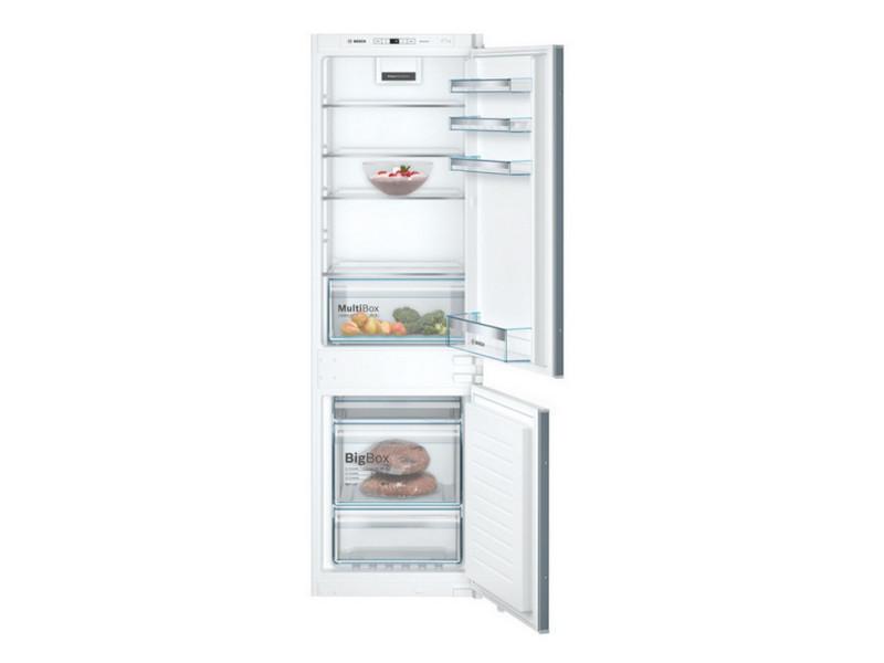 Réfrigérateur combiné intégrable à glissière 254l a++ - kin86vsf0 kin86vsf0
