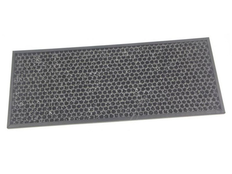 Filtre charbon 528 x 208 mm reference : xd6061f0