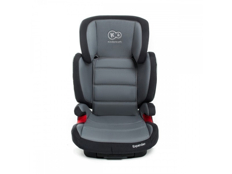 si ge auto rehausseur isofix expander groupe 2 3 15 36kg gris vente de kinderkraft conforama. Black Bedroom Furniture Sets. Home Design Ideas