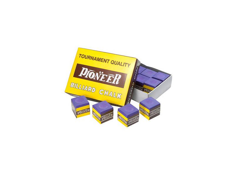 Boîte de 12 craies standards violet A241VI
