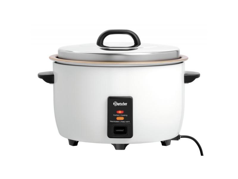 Cuiseur à riz professionnel - 12 litres - bartscher - 1200 cl 440