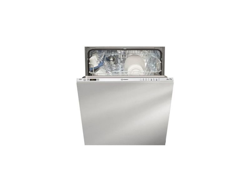 Indesit edifp68b1aeu - lave-vaisselle tout encastrable - 13 couverts - 46db - a+ - larg. 59,5cm INDEDIFP68B1AEU