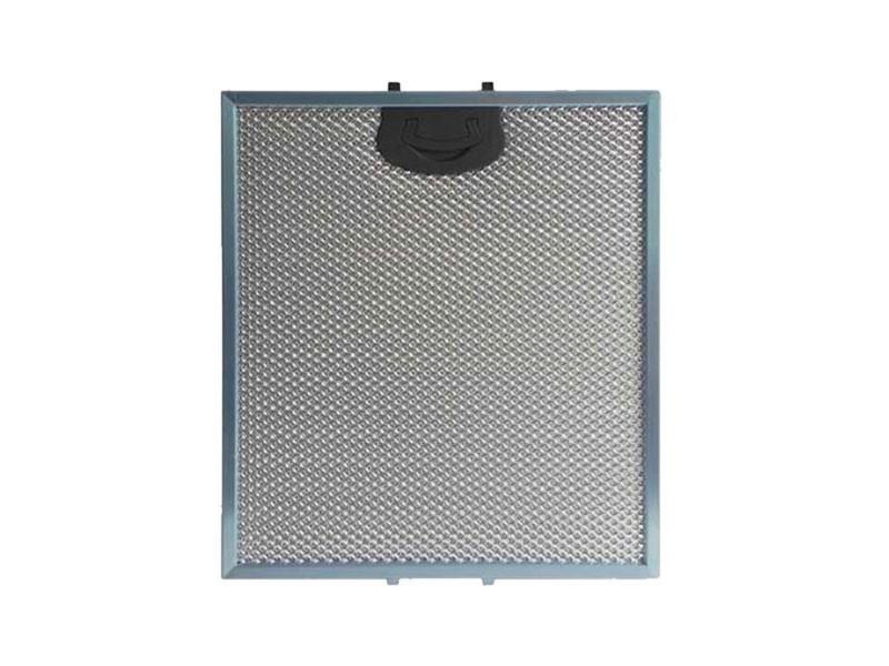 Filtre métal anti-graisse (à l'unité) 272x238mm hotte brandt 79x8840