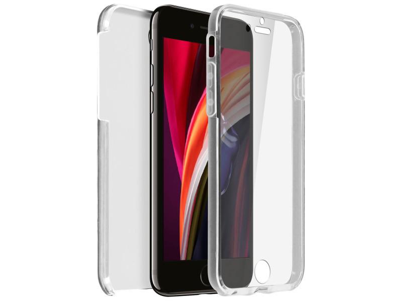 coque trznsparante integrale iphone 8