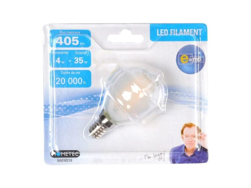 Paris prix - ampoule led filament e14 \