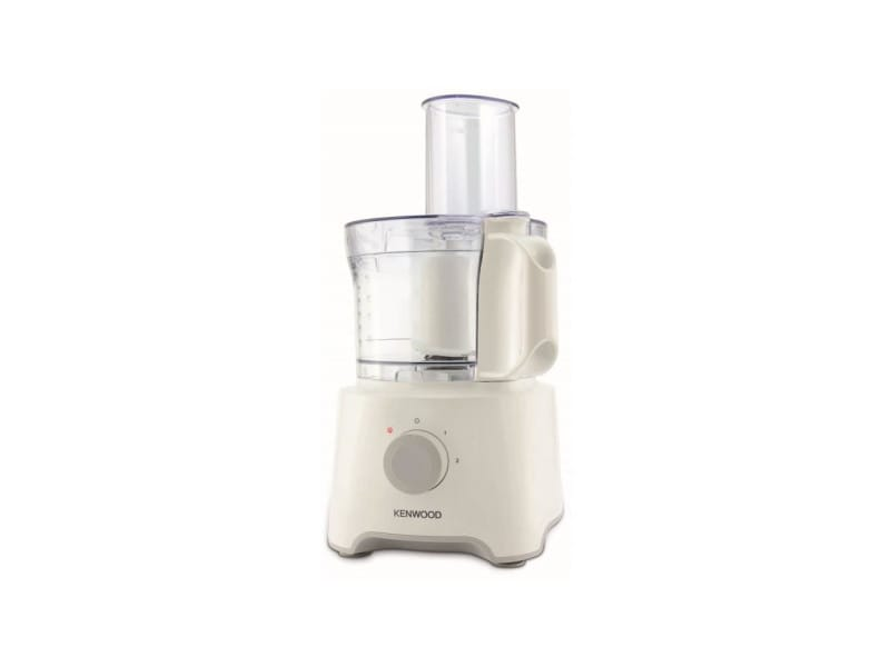 Kenwood fdp302wh robot multifonctions 2.1l 800w blanc multipro compact