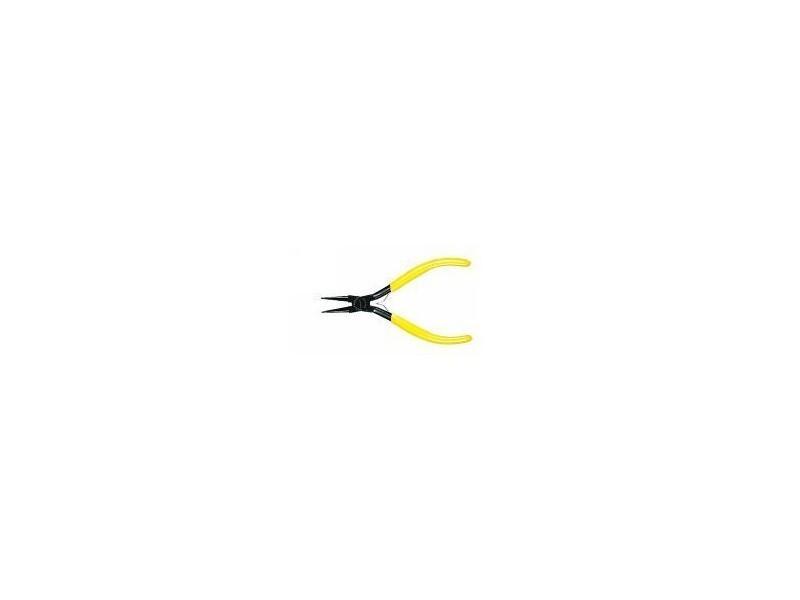 Outifrance - pince électronique becs demi-ronds 7351330