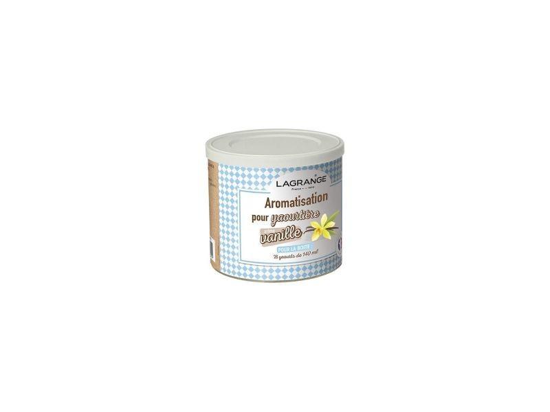Aromatisation yaourt vanille lagrange 380310 ZMAGCA243330000