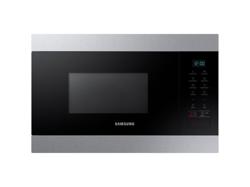 Micro-ondes encastrable 22l 850w inox - ms22m8074at ms22m8074at