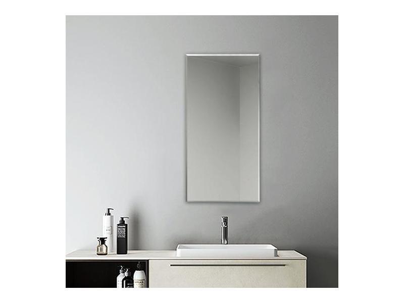 Miroir rectangulaire miroir salle bain miroir 45x90cm miroir mural miroir design