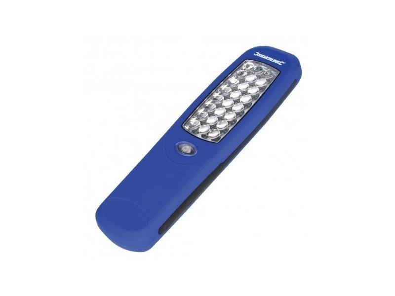 Silverline torche magnétique led - offerte