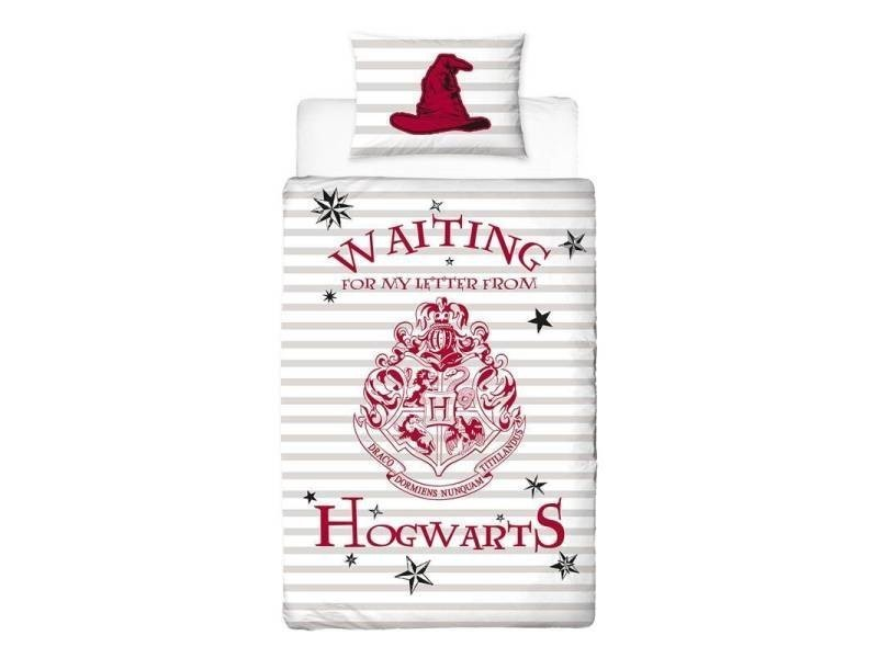 Harry Potter Housse De Couette 50 Coton 50 Polyester 1