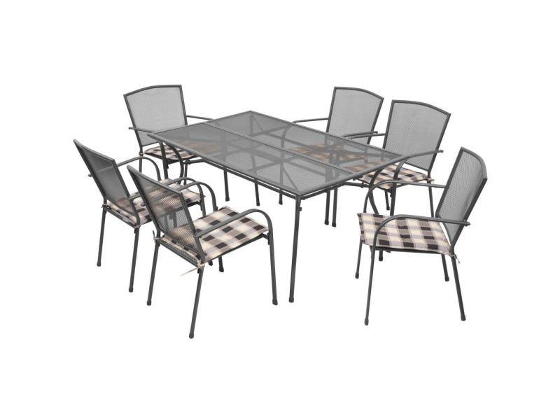 Meubles de jardin gamme dakar mobilier d\'extérieur avec ...