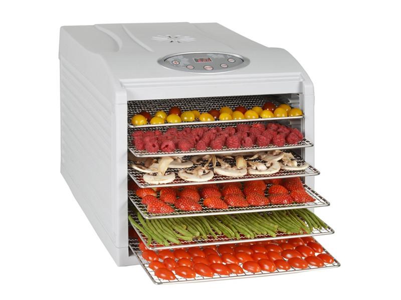 Kitchen chef deshydrateur fruits et légumes 6 plateaux kys-333b