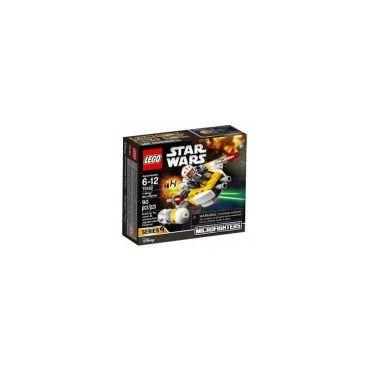 75162 micro vaisseau ywing lego r star wars 0117 75162 vente de lego conforama. Black Bedroom Furniture Sets. Home Design Ideas