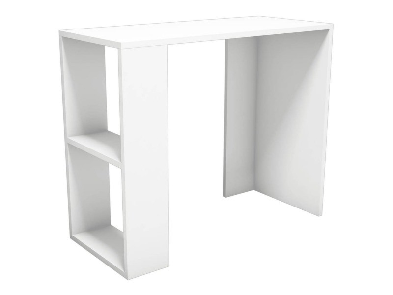 Bureau Nano Moderne Blanc Pour Bureau Chambre Table