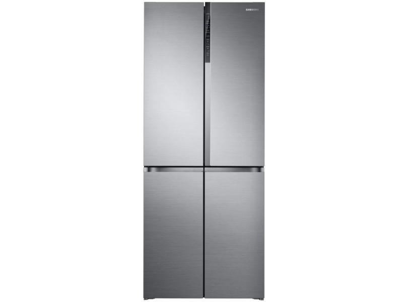 Réfrigérateur américain 79.5cm 486l a+ nofrost inox - rf50k5920s8 rf50k5920s8